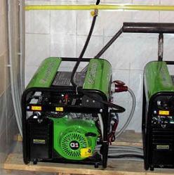 газовый генератор от магистрального газа купить 400 квт духи