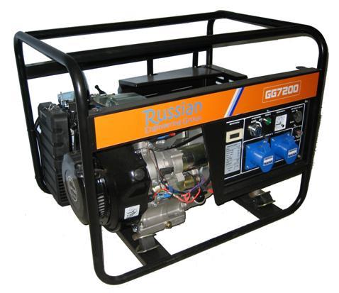 генератор на мотоблок